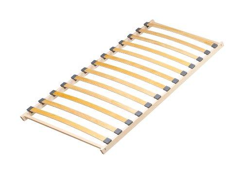 Bast Siesta Lattenrost | Basismodell | Lattenrost | 100 x 200 cm | Nicht vers...