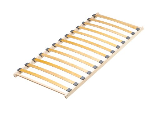Bast Siesta Lattenrost | Basismodell | Lattenrost | 90 x 200 cm | Nicht verst...