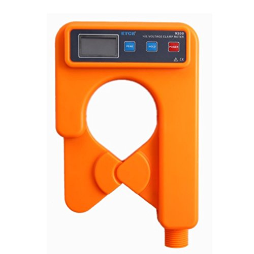 Best Buy! XINXI-MAO Safe Meter High/Low Voltage Clamp Current Meter,AC 0.00mA~1000A,99 Data Storage ...