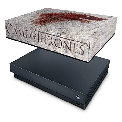 Capa Anti Poeira para Xbox One X - Game Of Thrones #A