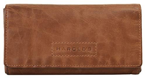 HAROLD'S Geldbörse Leder 19 cm