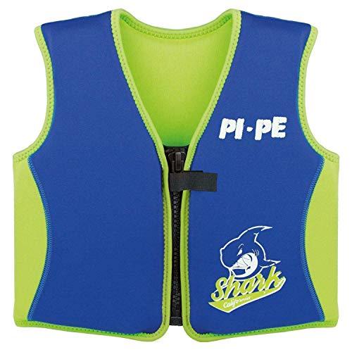 PI-PE Schwimmweste Kids Green 6-7 Jahre