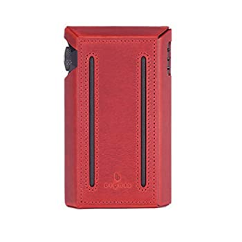 Dignis for Astell&Kern AK KANN Alpha Genuine Leather Case Cover Pouch Freedom Leather [Judith]  Red