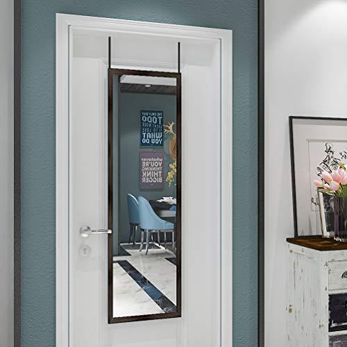N / A whitebeach Full Length Mirror 16x48 inch Over The Door -