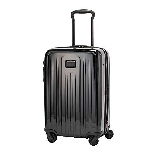 [ トゥミ ] TUMI スーツケース 37L 4輪 拡張機能 インターナショナル エクスパンダブル 4ウィール キャリーオン 022804060D4 / 124855-1041 ブラック TUMI V4 INTL EXP 4 WHL C/O Black
