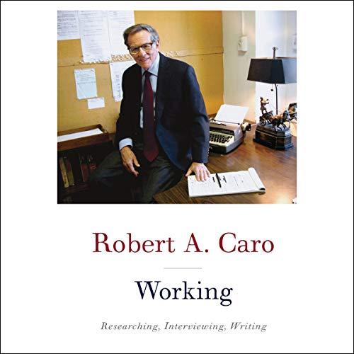 Working audiobook cover art