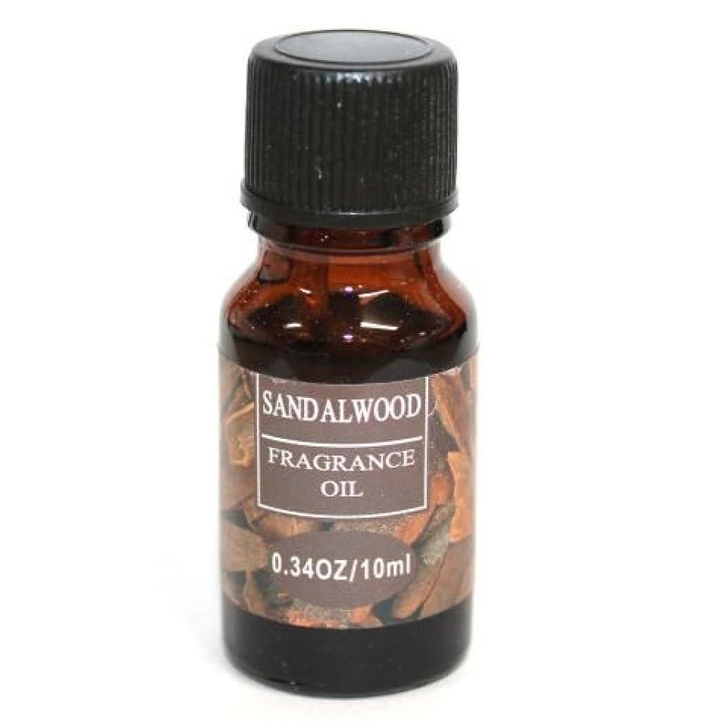 ソファーかかわらずカップルRELAXING アロマオイル フレグランスオイル サンダルウッドの香り ビャクダン (白檀) RQ-03