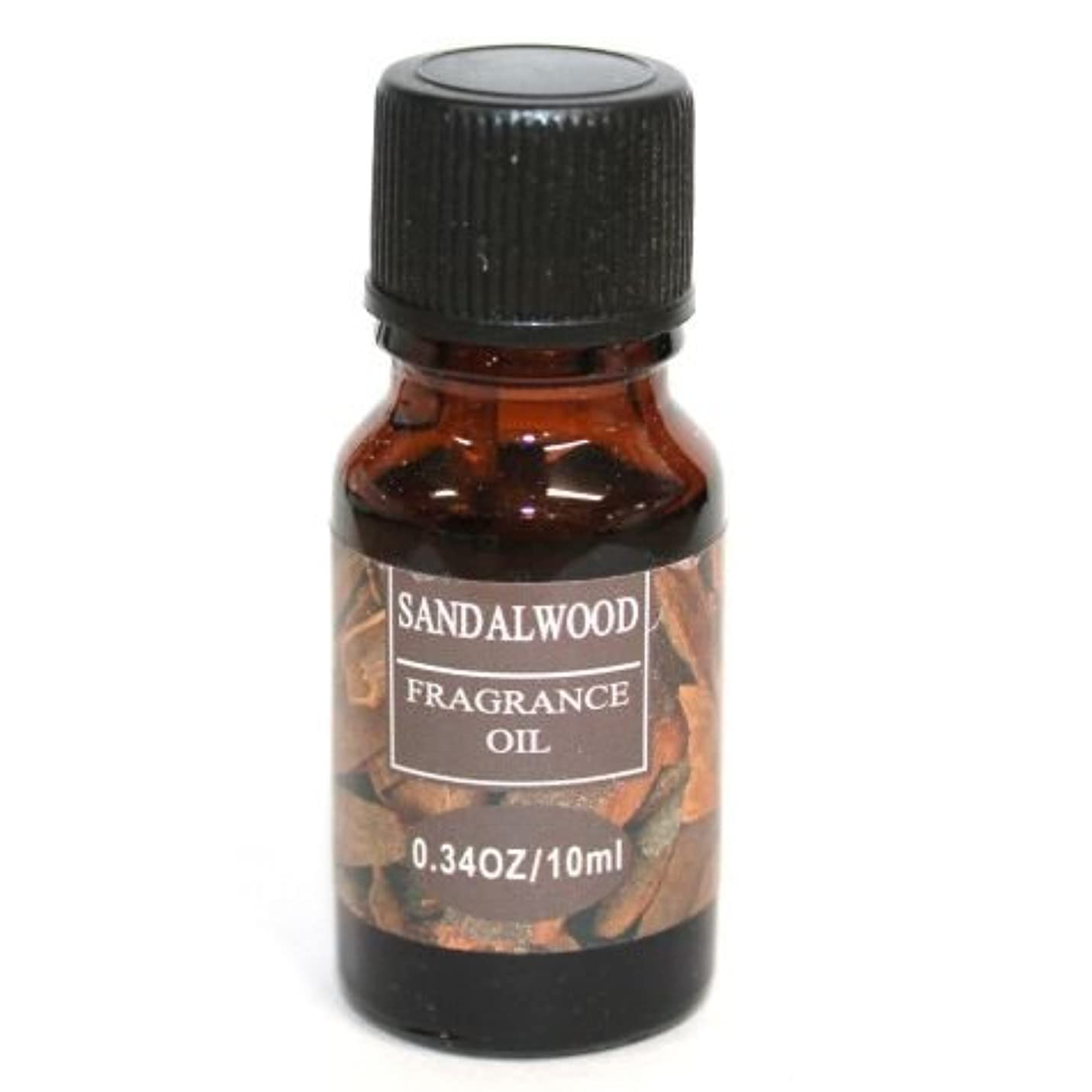 名誉あるフクロウスタンドRELAXING アロマオイル フレグランスオイル サンダルウッドの香り ビャクダン (白檀) RQ-03