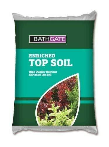 Bathgate Enriched Top Soil 25L