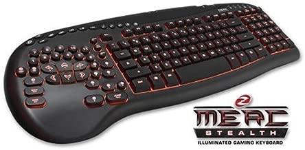 Ideazon MERC Stealth Illuminated Gaming Keyboard