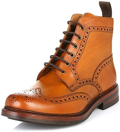 Menâs Bedale Lacez De Broglie Chaussures 9 UK/43 EU Tan