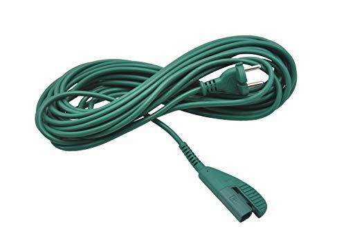 Strom Kabel geeignet für Vorwerk Kobold VK 135 136, 10 Meter