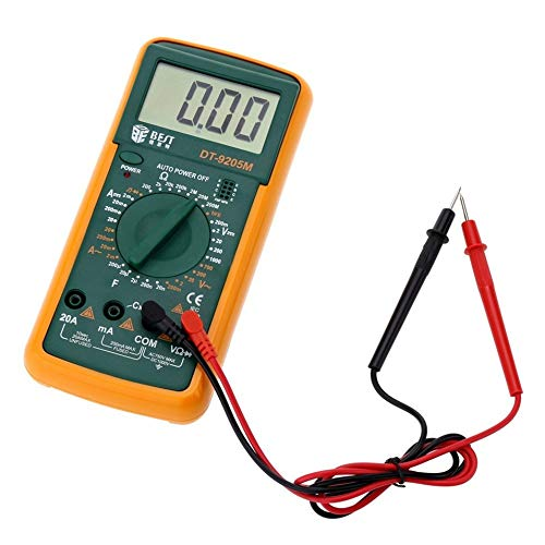 Tool Parts Brand BEST DT-9205M Digital Meter Digit Multi-meter multitester medidor dijital multimetre digitale multimetros multimetr