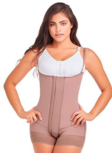 DELIÉ by Fajas DPrada 09066 Fajas Colombianas Postpartum Girdle Full Body Shaper for Women