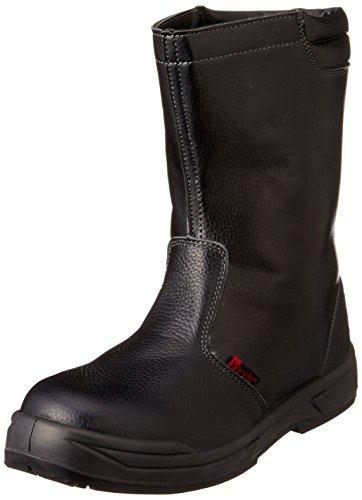 [ノサックス] 長靴 KC-0088 メンズ 黒 JP JP29cm(29cm)