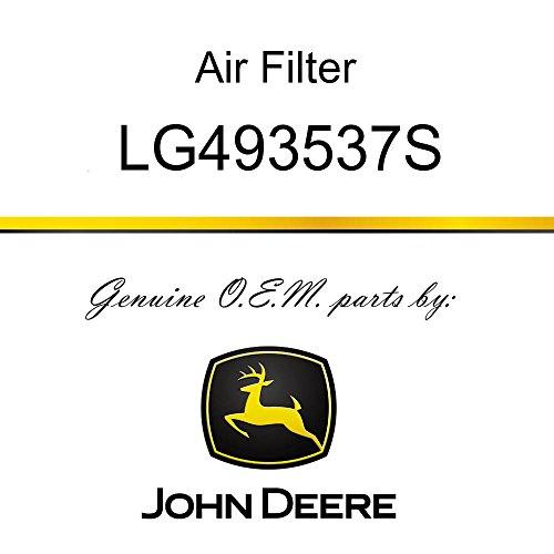 John Deere Original Equipment Air Filter #LG493537S