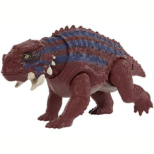 Jurassic World Toys Savage Strike Scutosaurus, Multi