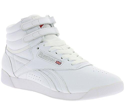 Reebok Classic Damen Sneakers Freestyle HI OG Lux BD4468 FS HIGH OG Weiss (10) 36