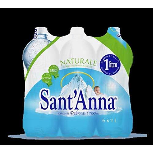 Sant'Anna Acqua Naturale, 6 x 1L