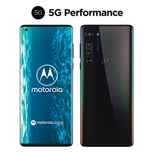 motorola edge Dual-SIM Smartphone (5G, 6,7