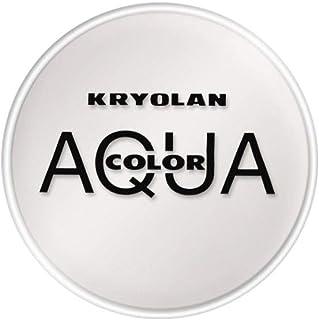Horror-Shop Kryolan Aquacolor Blanco 15 Ml