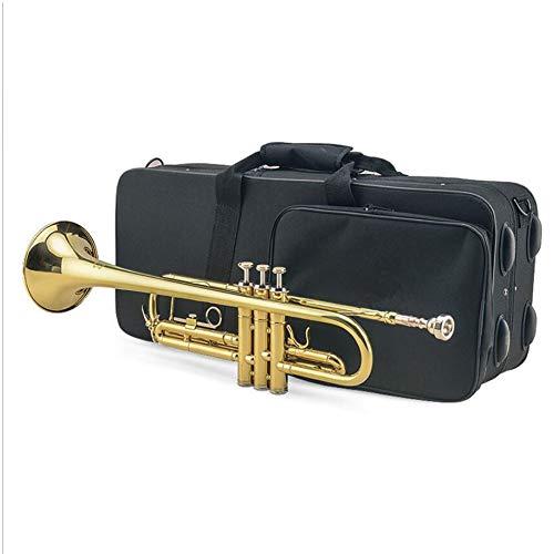 Trompeta de Latón BB Estándar Instrumento de Viento con
