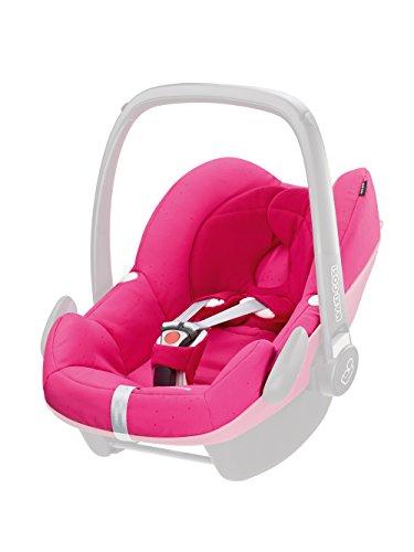 Maxi-Cosi Pebble - Funda para silla de bebé para el coche rosa Berry Pink