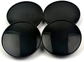 68mm/61.5mm Black Car Wheel Center Hub Caps Base 4pcs