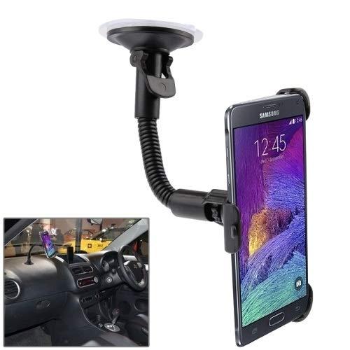 Autotelefoon mount Nieuwe zuignap Car Holder, for Galaxy Note 4 mobiele telefoon houders voor auto's