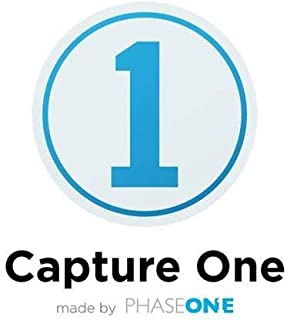 Phase One Capture One Pro 12 Imaging Software, Single-User 3 Seats,