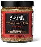 Aplenty, Whole Grain Dijon Mustard, 9 oz