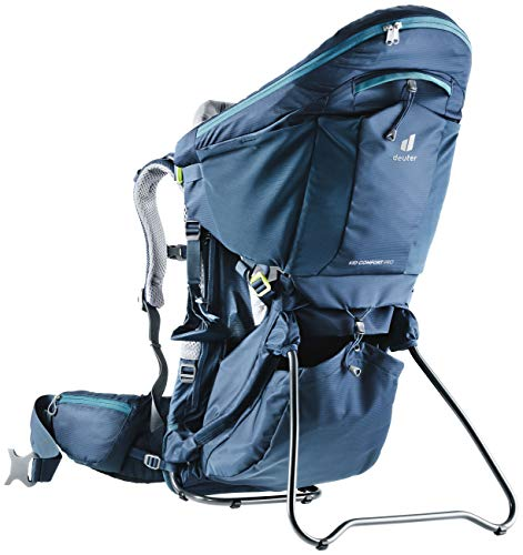 Deuter Kid Comfort Pro Child Carrier and Backpack  Midnight