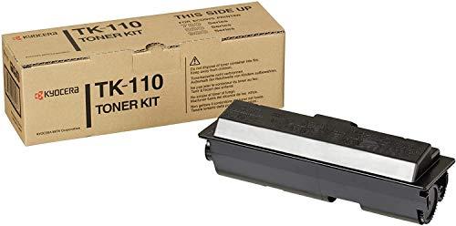 Kyocera TK-110 Original Tonerkartusche Schwarz 1T02FV0DE0. Kompatibel für FS-1116MFP, FS-720, FS-820, FS-920