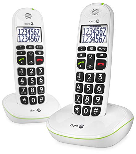 Doro Phone Easy 110 Duo Candy-Bar