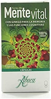 Aboca Natura Mix Mente Vital 30 Capsulas - 1 Unidad
