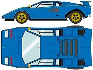 EIDOLON 1/43 ランボルギーニ カウンタック LP500S ウォルター・ウルフ Ch.1120202 1976 (リマスター) ブルー 完成品