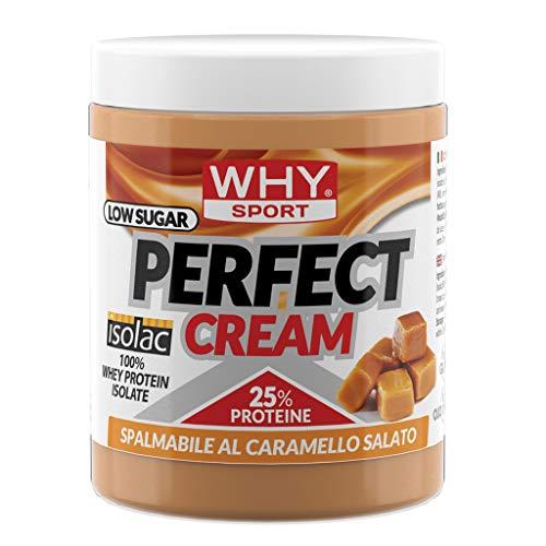 WHY SPORT PERFECT CREAM 300 GR Caramello Salato