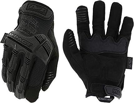 Mechanix Wear - Guantes M-Pact Covert (Grande, Negro)