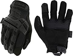 Mechanix Wear - Guantes M-Pact Covert (Grande, Negro)