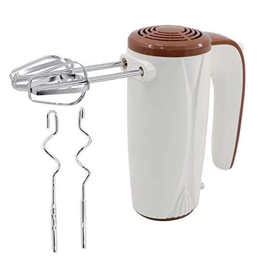 Mélangeur à main 5 vitesses 150W électrique Mixeur Mélangeur à main Pâte Blender Batteur Fouet de cuisine Outil multifonctionnel