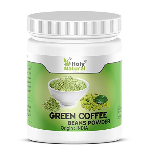 Holy Natural Green Coffee Beans Powder 200g