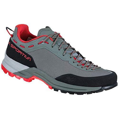 LA SPORTIVA TX Guide Woman, Zapatillas de montaña Mujer, Clay/Hibiscus, 38 EU