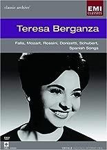 Teresa Berganza: Falla, Mozart, Rossini, Donizetti, Schubert, Spanish Songs
