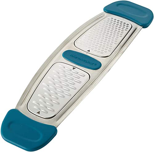 Rachael Ray Multi Stainless Steel Grater Marine Blue