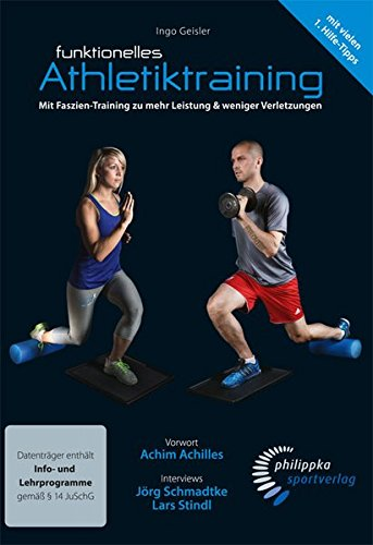 Funktionelles Athletiktraining, 2 DVDs