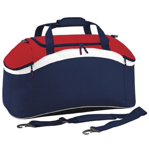 BagBase Sports Bag 54Litres Blue Size: One Size