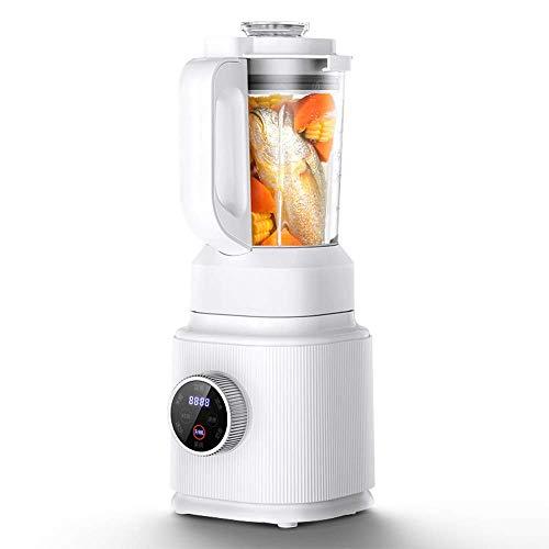 Multi-función de la pared Breaking máquina puede calentar 1.2L Alimentación Machine Suplemento, 8-Blade Exprimidor, soja máquina de leche de cocción de la máquina de hielo/sopa/Tuercas FDWFN