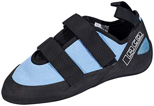 LACD Splash Climbing Shoes Blue Schuhgröße UK 4,5 | EU 37,5 2019 Kletterschuhe