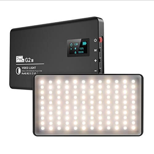 Pixel Ultra-Slim Bi-Color LED Camera Light