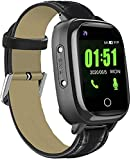 Smart watch per adulti, IP67, impermeabile, 4G, GPS, WiFi, inseguitore di videochiamate, sveglia, uomini, padre, papà, mamma, papà, mamma e regalo